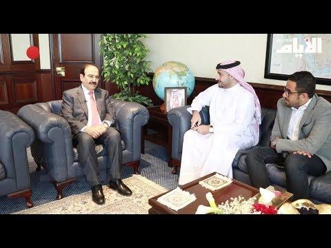 وزير الكهرباء: قرار جديد بالسماح لجميع الأشخاص بإنتاج الطاقة الشسمية .. لأول مرة في البحرين  - نشر قبل 4 ساعة