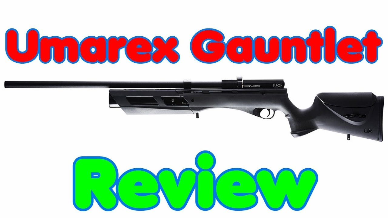 Umarex Gauntlet  22 Review - Pelletonix
