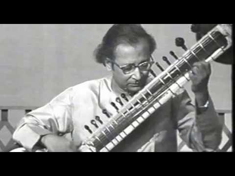 Pt.  Nikhil Banerjee - Raga Desh, Tabla- Pt.  Anindo Chatterjee, Zurich 1976