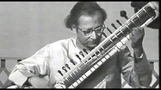 pt nikhil banerjee raga desh tabla pt anindo chatterjee zurich 1976