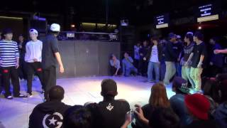 dance crew es vs Snow Dancer