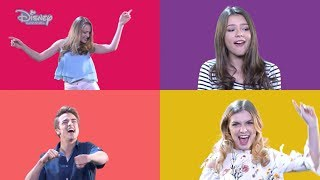 "Alex & Co. - Lip Sync con tutto il cast sulle note di ""Live It Up"" di Merissa Porter"