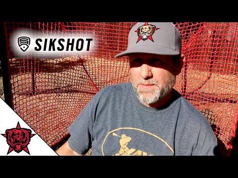 Sikshot Lacrosse Goal Review