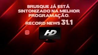 Baixar Brusque Sintonia HD na Record News SC