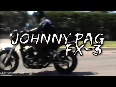 2009 Johnny Pag Motorcycles Review - American-designed, made in China