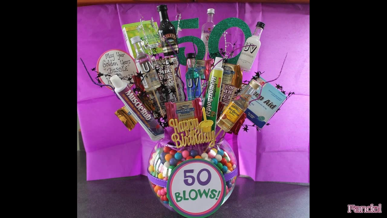 Birthday Party Ideas For 50 Year Old Woman