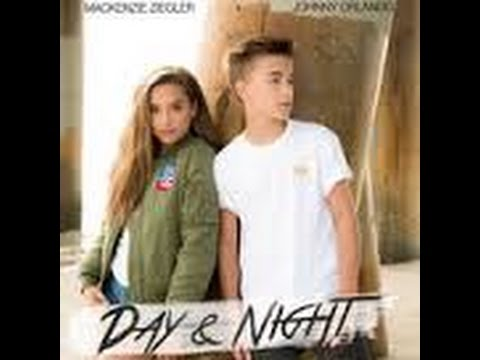 day and night full song johnny orlando mackenzie ziegler youtube. Black Bedroom Furniture Sets. Home Design Ideas