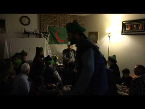 Shaykh Lokman Efendi, Santa Clara California Visit and Zikr