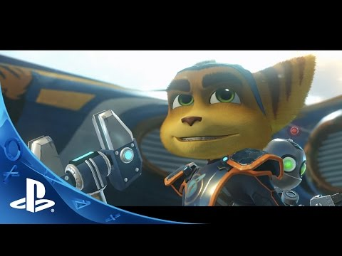 Ratchet & Clank - Paris Games Week 2015 Trailer | PS4