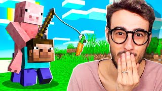 SE RIDI CANCELLI IL TUO ACCOUNT DI MINECRAFT! *IMPOSSIBILE*