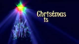 O Come, Let Us Adore Him Medley (Lyric Video) | Christmas is Jesus [Simple Kids Christmas]