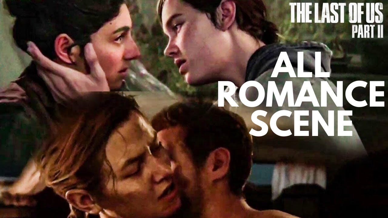 Download The Last Of Us 2 ALL ROMANTIC SCENE ABBY and OWEN CUTSCENE GAME MOVIE Gameplay Ending Walkthrough