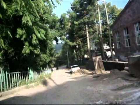 АРМЕНИЯ,едем в ШАМШАДИН(Тавуш)БЕРД,Ирина Паландузян В