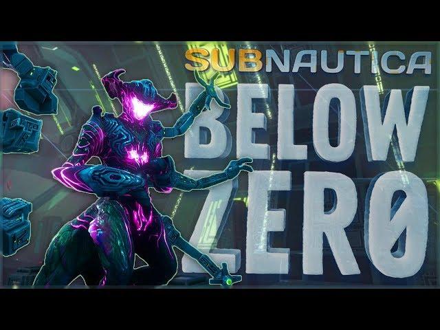 BIGGEST STORY UPDATE YET - Building a Precursor | Subnautica Below Zero