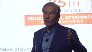 The Future Of Higher Education In Texas | Woody Hunt | TEDxElPaso
