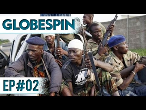 Civil Wars In West Africa | Globespin | Episode 02 | Travel And Leisure