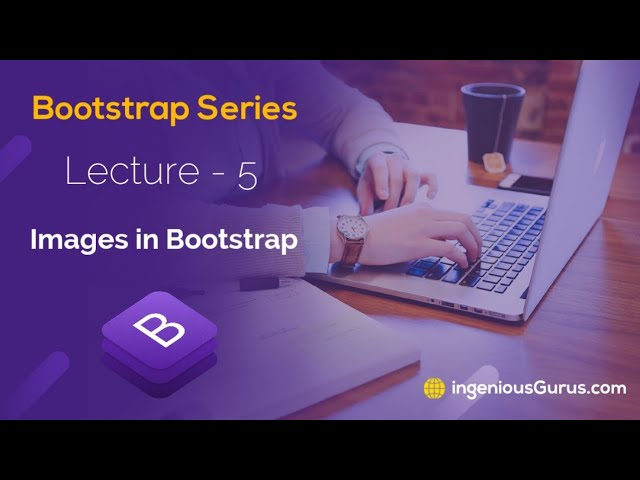 Images in Bootstrap - Lecture 5 - Urdu/Hindi - Bootstrap Series with AK