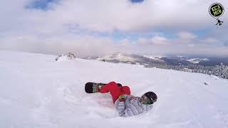 Драгобрат горнолыжный курорт Не рекомендовано для просмотра социофобами