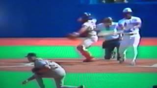 Tony Pena Boston Red Sox Highlights