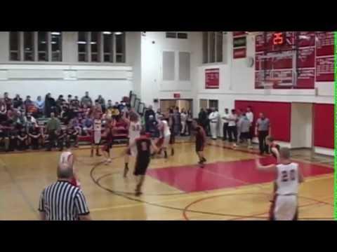 Amesbury High School Boys Varsity Basketball Ipswich vs Amesbury February 1, 2013