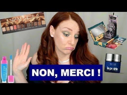 ANTI-HAUL : JE N'ACHÈTERAI RIEN !!!