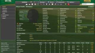 Wonderkids Of Football Manager 08