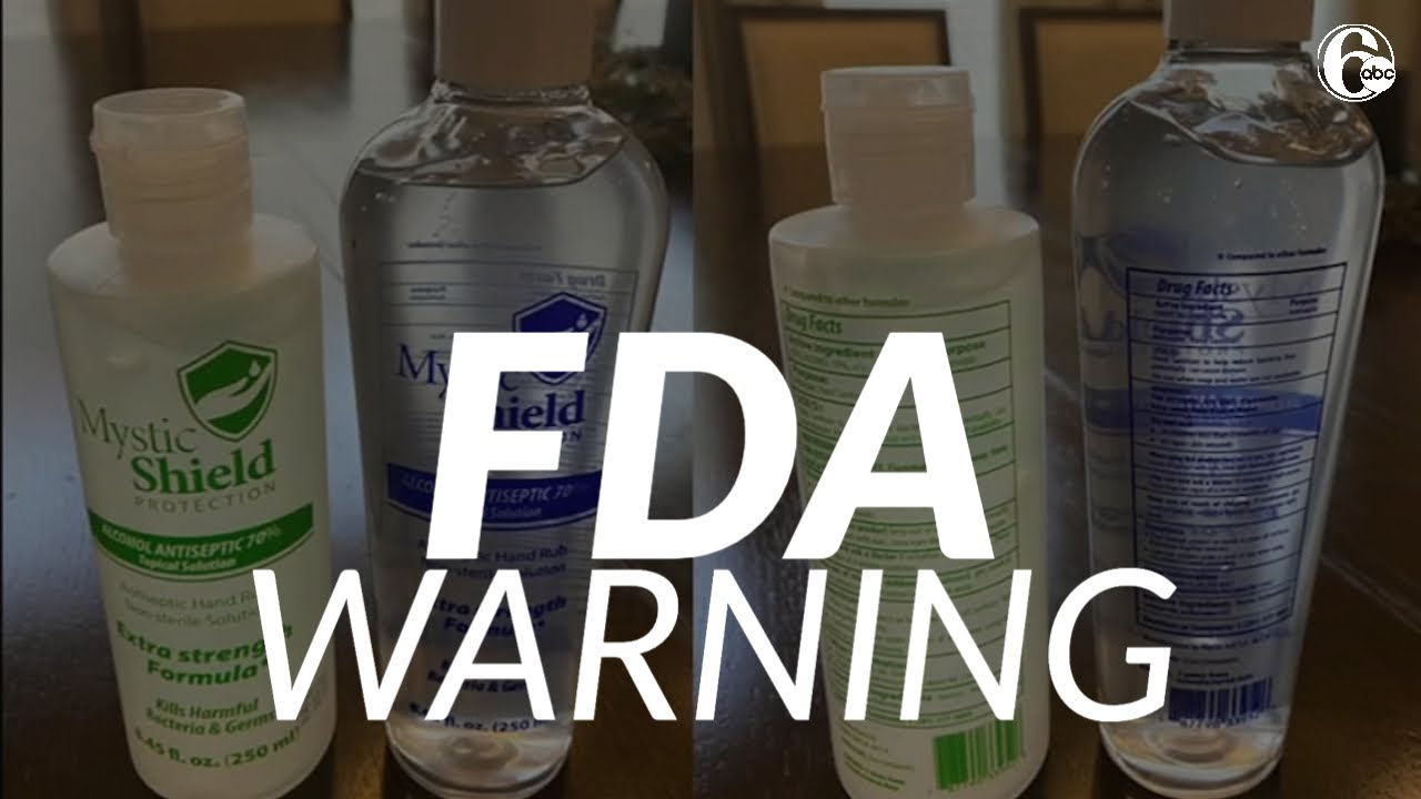 More than 75 hand sanitizer products recalled due to methanol, FDA ...