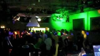 N.E.O.N Club feat. Tobitob (MOONBOOTICA) @ Cadillac Oldenburg 15.05.09 Video 2