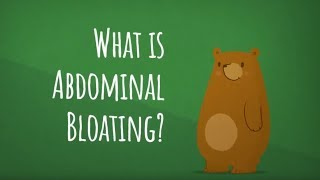 What is Abdominal Bloating? (Stomach Pain)