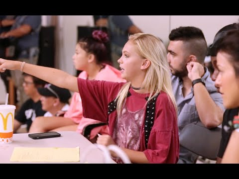 JORDYN JONES | Backup Dancer Auditions | Part I