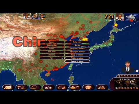 Geopolitical Simulator 3: Masters of the World: World War III