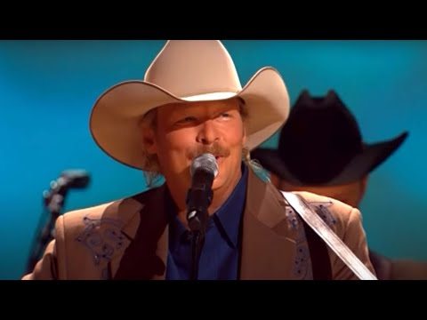 Alan Jackson - Chattahoochee [ Live ]