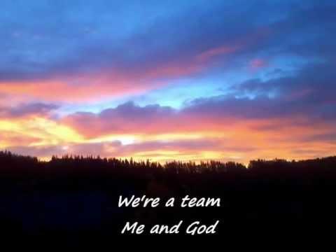 Josh Turner - Me and God (Lyrics)