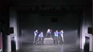 MIRRORS Dance Crew - Michael Jackson Tribute @ Enigma 2013