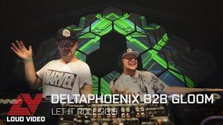Deltaphoenix b2b Gloom | Let it Roll 2019 | 4K