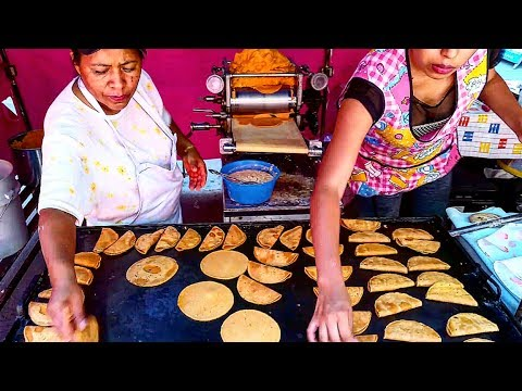 AMAZING STREET FOOD MEXICO