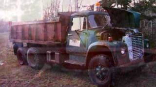 1963 International Loadstar 1800~Tandem Dump Truck