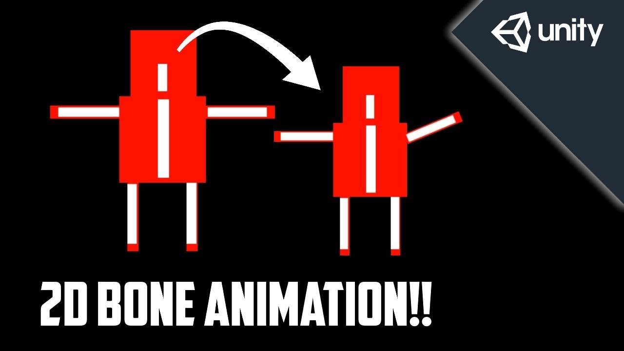Basic 2D BONE ANIMATION! | Unity Tutorial