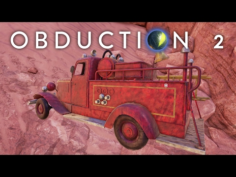 Obduction   Deutsch Lets Play #02   Blind Playthrough   Ingame English