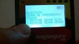 COMO RESETAR MAQUINA DO PAGSEGURO D180