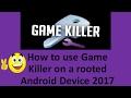 GAME KILLER How to use Game Killer to Hack SOCCER STARS 2017