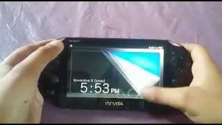 como descargar videos en la ps vita