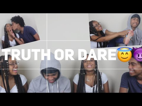 TRUTH OR DARE WITH THE TRVP.TWINZ‼️