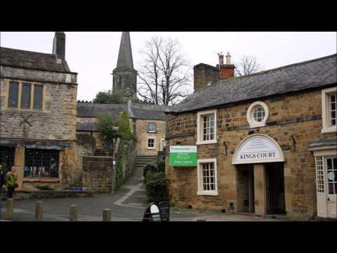 A Walk in Bakewell, Derbyshire