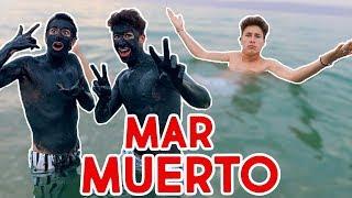 ¿QUÉ SE SIENTE FLOTAR EN El MAR MUERTO?/ Juanpa Zurita