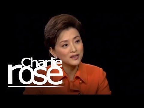 Chinese TV host Yang Lan | Charlie Rose