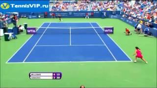 Serena Williams — US OPEN – всегда готова!