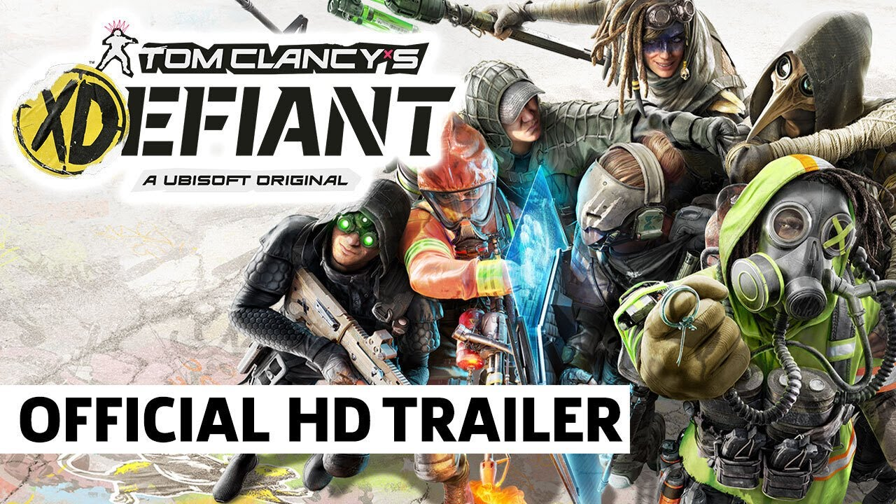 Download Tom Clancy's XDEFIANT Announcement Trailer
