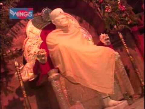 Shirdi Saibaba Aarti - Tere Charno Pe Kya Bhog Chadhaun -  Sai Baba Songs  By Suresh Wadkar