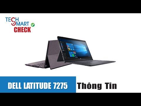 Dell Latitude 7275  | Techsmart INFO